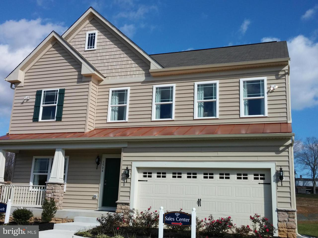 Single Family Home for Sale at 1506 AMERICAN WAY 1506 AMERICAN WAY Aberdeen, Maryland 21001 United States
