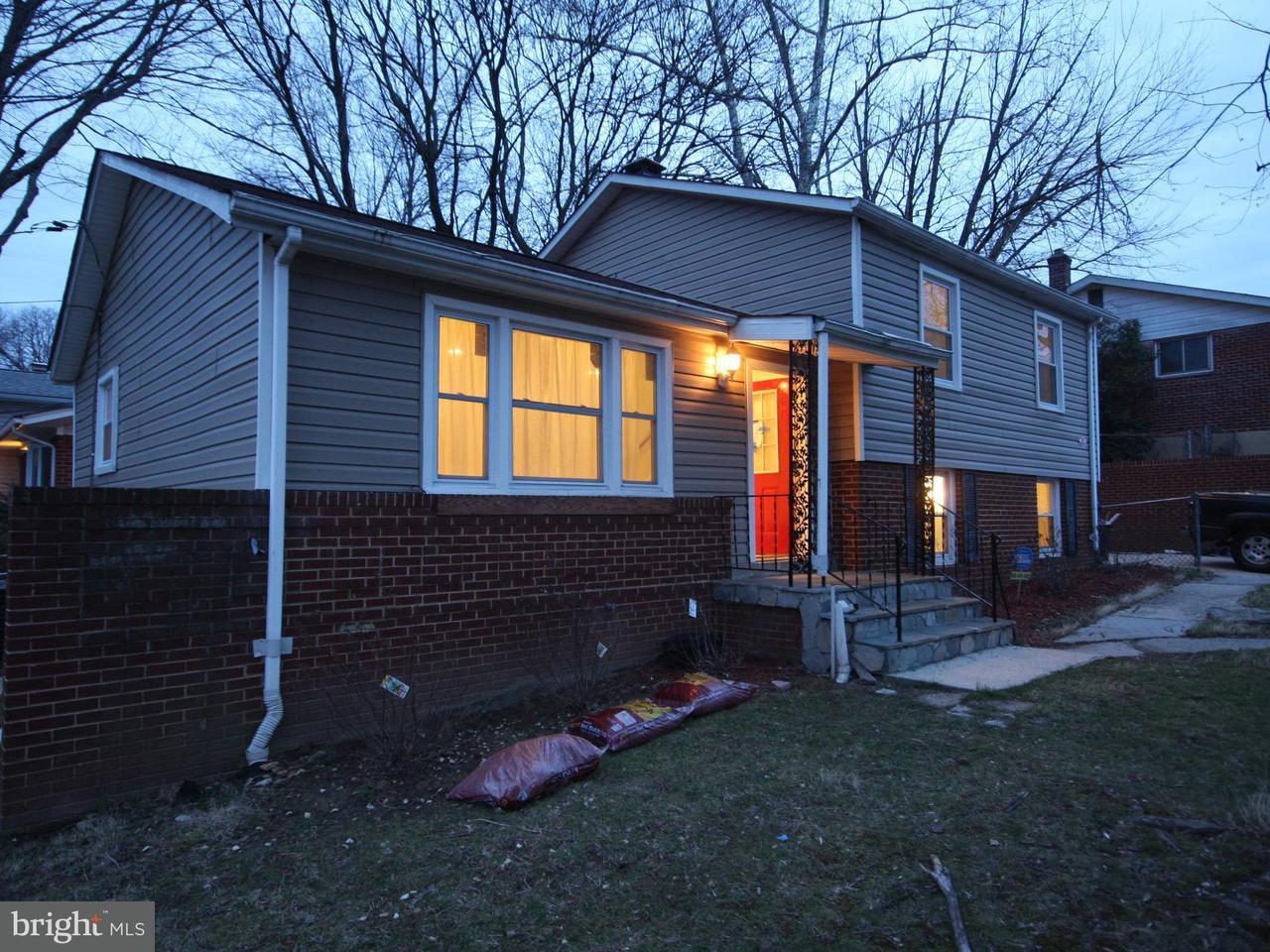 Single Family Home for Sale at 12425 LITTLETON Street 12425 LITTLETON Street Silver Spring, Maryland 20906 United States
