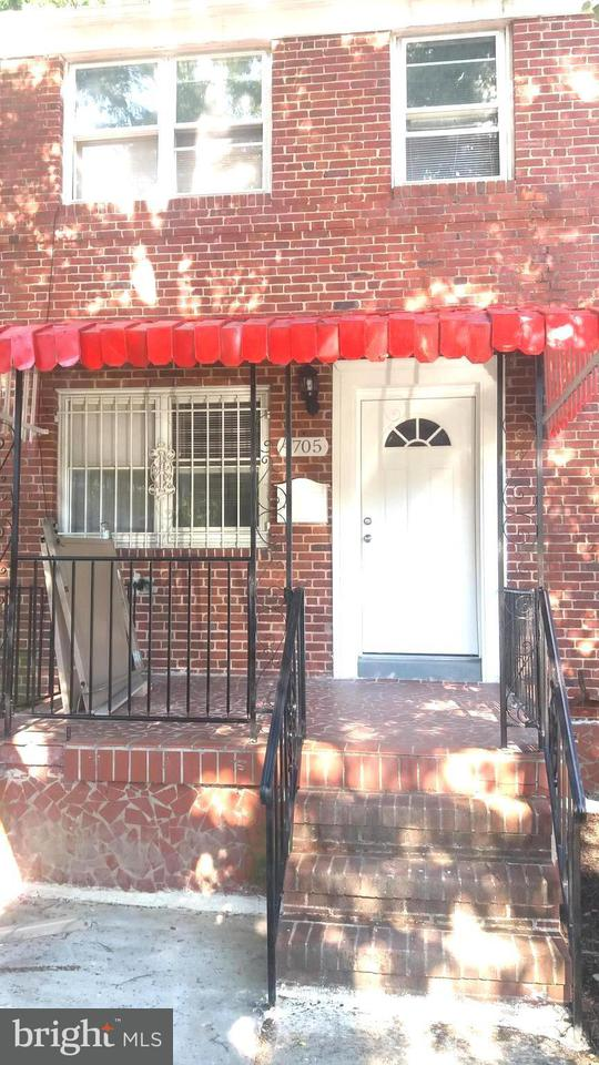 Single Family for Sale at 4705 Wrenwood Ave Baltimore, Maryland 21212 United States