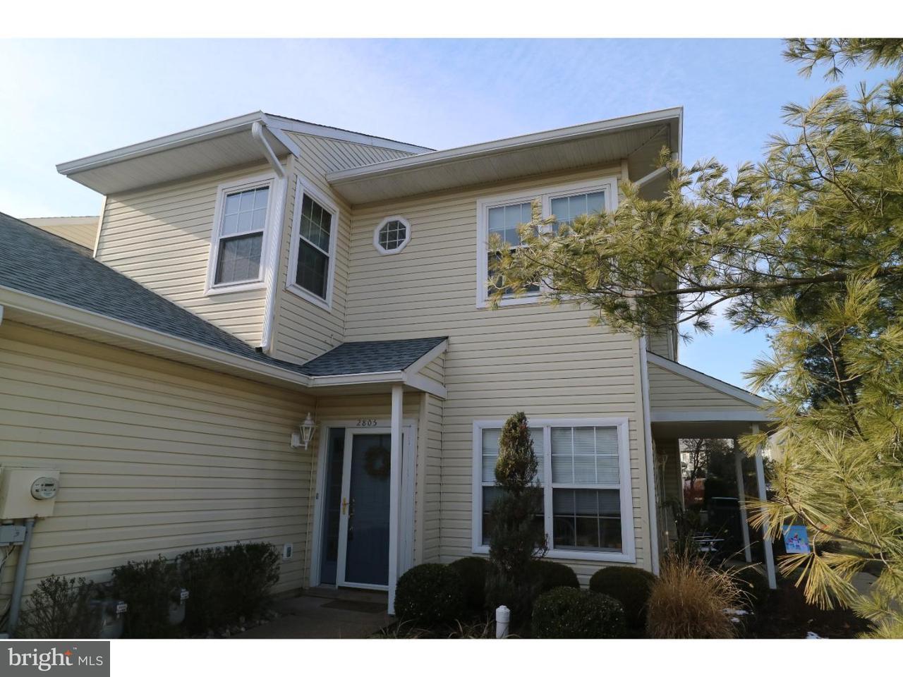 联栋屋 为 出租 在 2805 WATERFORD RD #101 雅德利, 宾夕法尼亚州 19067 美国