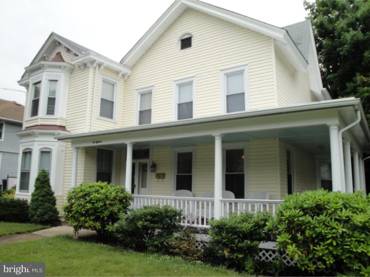 独户住宅 为 出租 在 218 MORRISON Avenue Hightstown, 新泽西州 08520 美国在/周边: Hightstown Borough