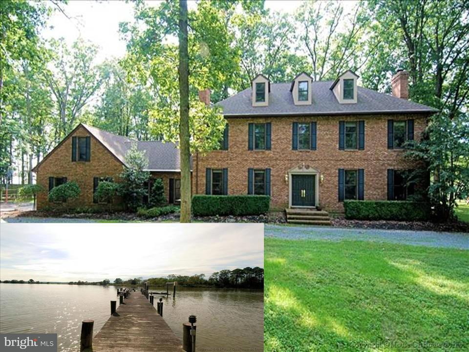 Einfamilienhaus für Verkauf beim 112 EARECKSON Lane 112 EARECKSON Lane Stevensville, Maryland 21666 Vereinigte Staaten