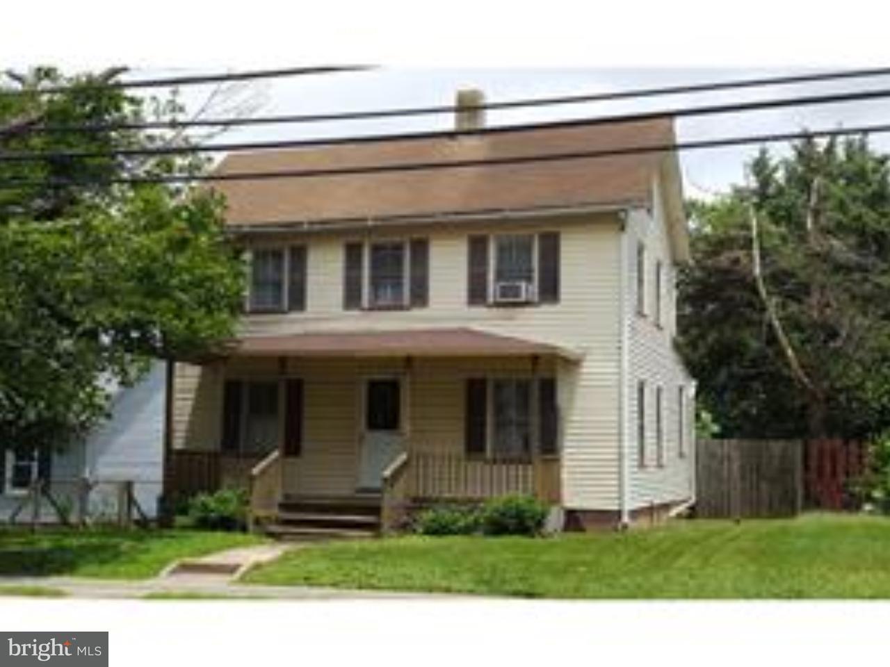 Maison unifamiliale pour l Vente à 927 MAIN Street Shiloh, New Jersey 08353 États-Unis