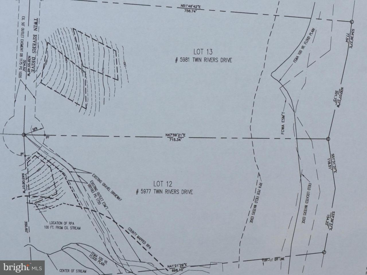 Land for Sale at 5977 TWIN RIVERS Drive 5977 TWIN RIVERS Drive Manassas, Virginia 20112 United States