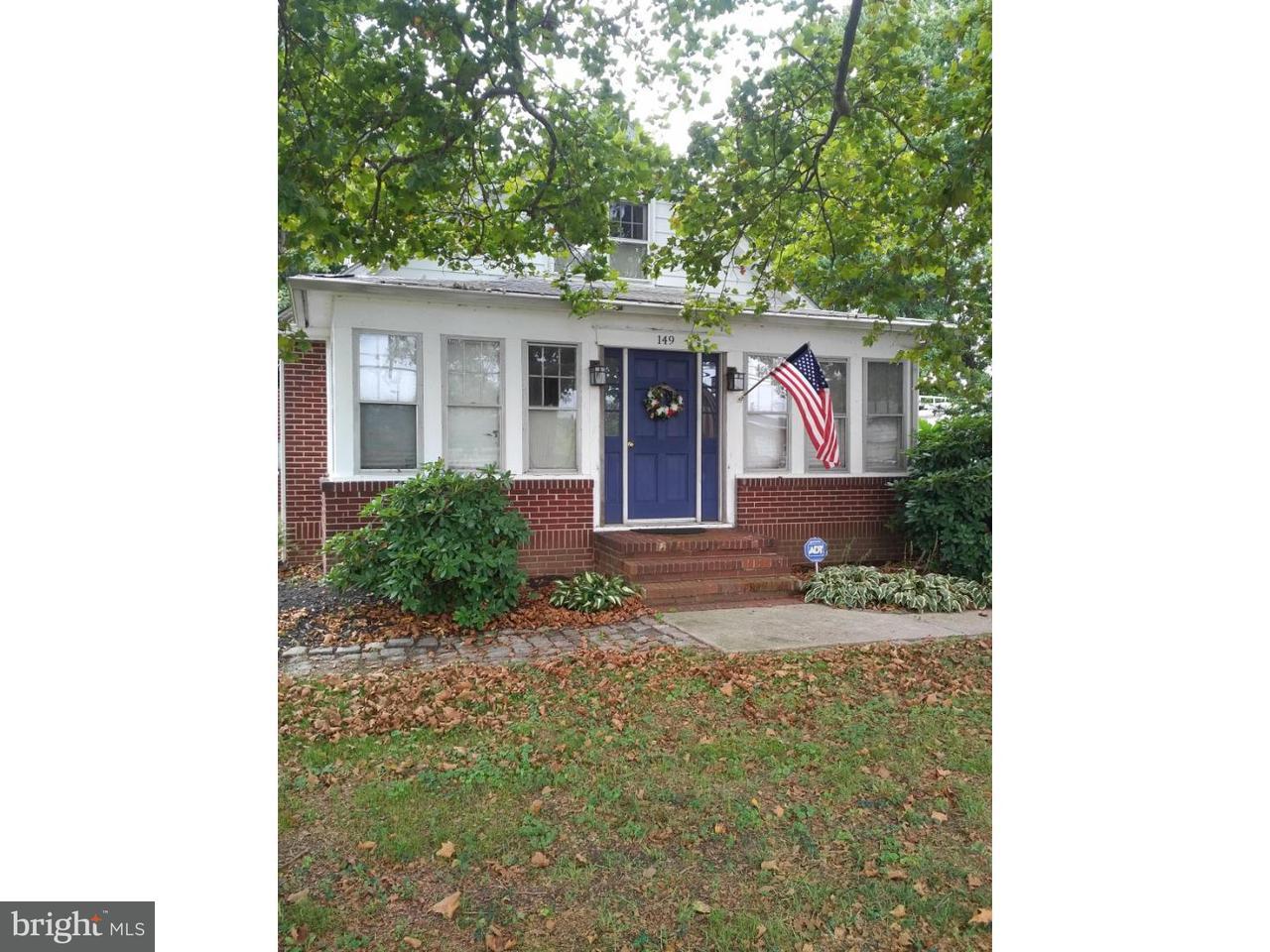 Tek Ailelik Ev için Satış at 149 ROUTE 45 Mannington, New Jersey 08079 Amerika Birleşik Devletleri