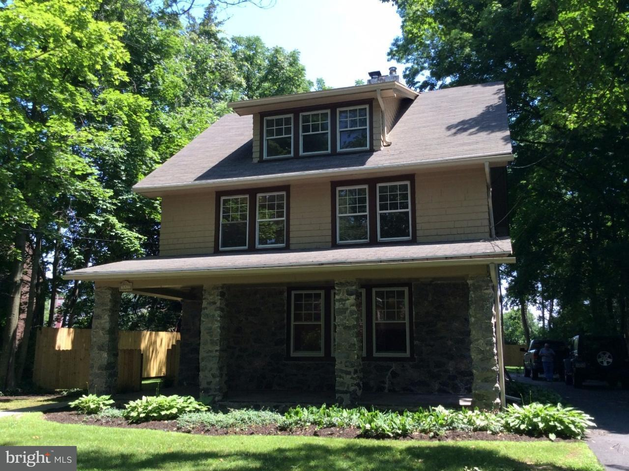 Single Family Home for Rent at 541 RIVERVIEW Road Swarthmore, Pennsylvania 19081 United States