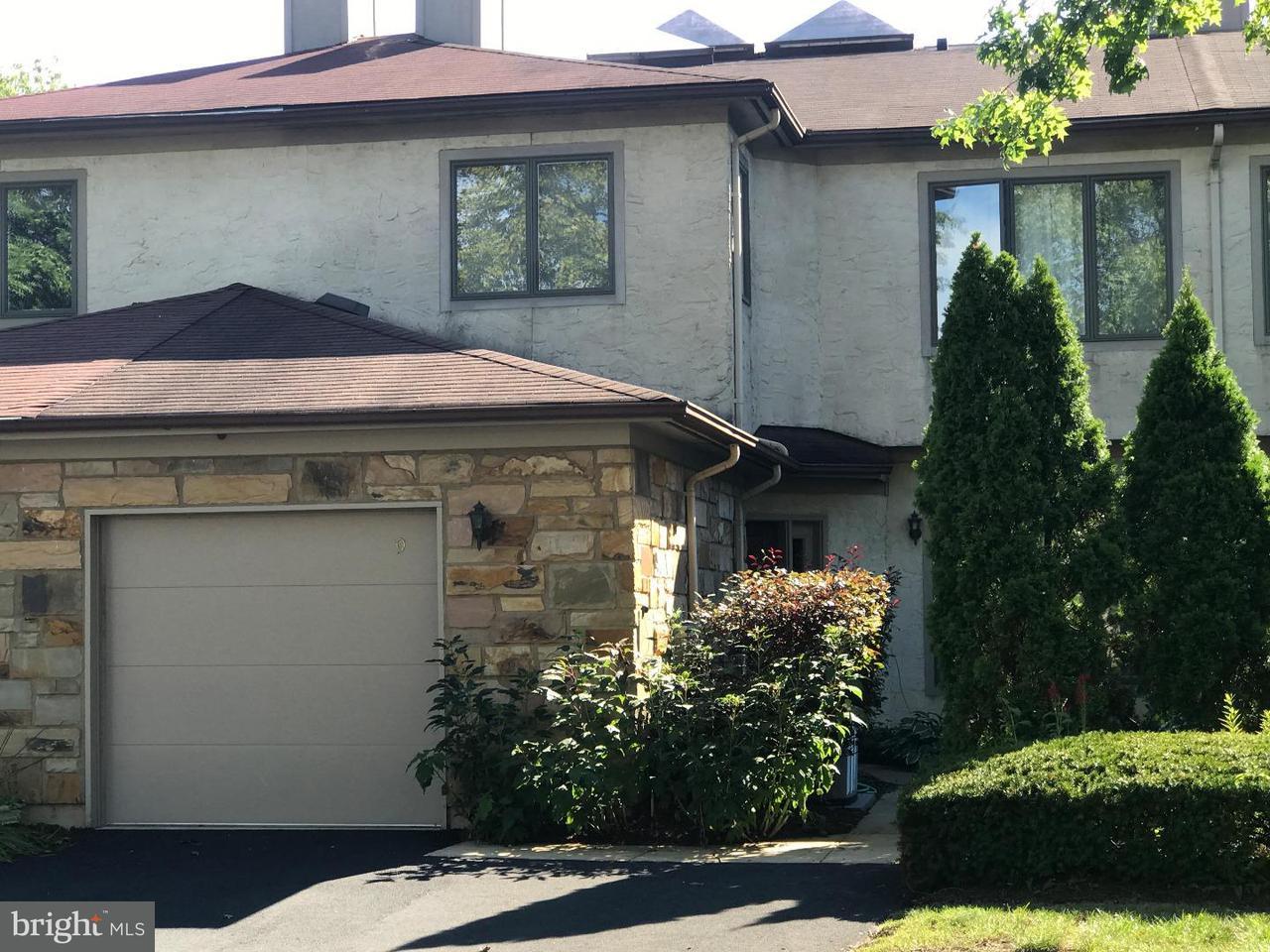 联栋屋 为 出租 在 9 JACKIE Drive 劳伦斯维尔, 新泽西州 08648 美国在/周边: Lawrence Township