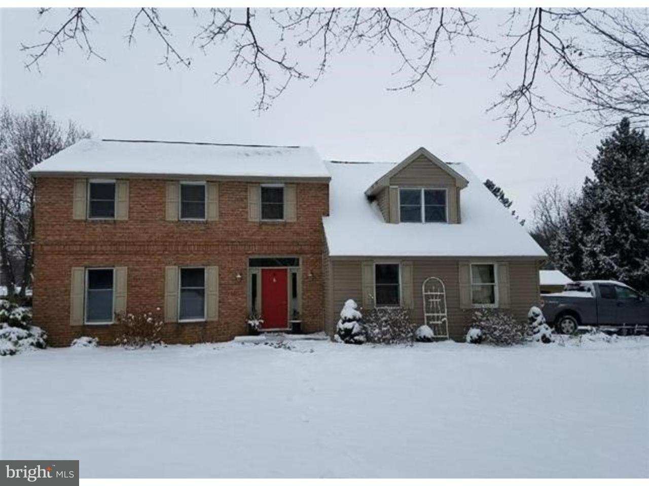 Maison unifamiliale pour l Vente à 1862 KECKS Road Breinigsville, Pennsylvanie 18031 États-Unis