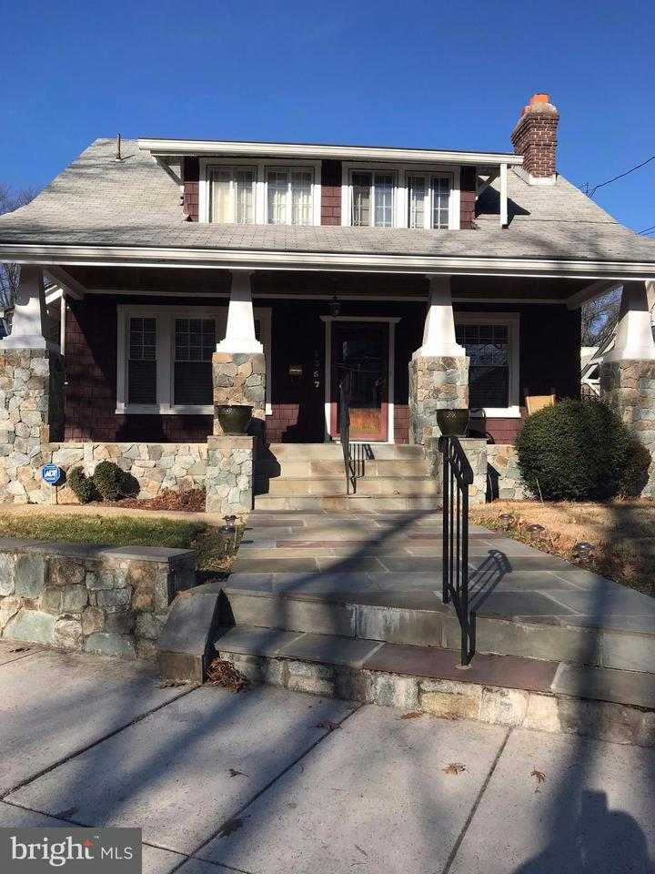 Single Family for Sale at 1357 Montague St NW Washington, District Of Columbia 20011 United States