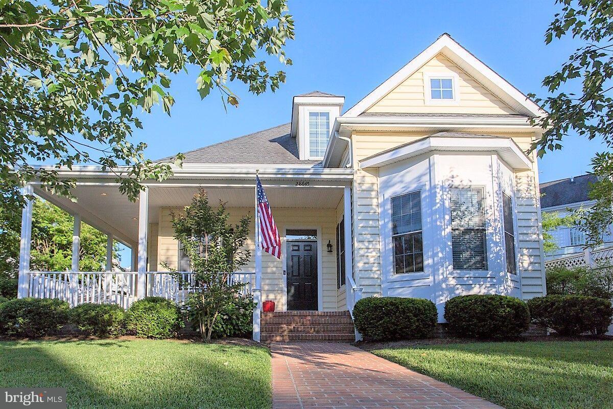 Maison unifamiliale pour l Vente à 28645 HOPE Circle 28645 HOPE Circle Easton, Maryland 21601 États-Unis