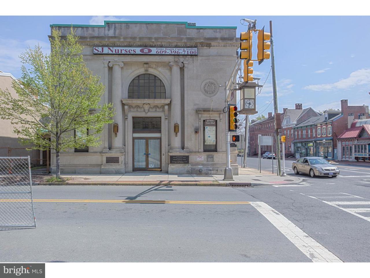 Casa Unifamiliar por un Venta en 226 S BROAD Street Trenton, Nueva Jersey 08360 Estados UnidosEn/Alrededor: Trenton City