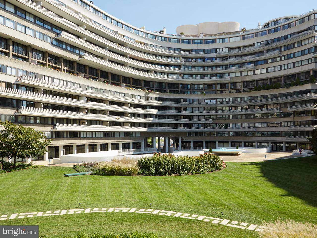 Condominium for Sale at 2500 Virginia Ave NW #706 S Washington, District Of Columbia 20037 United States
