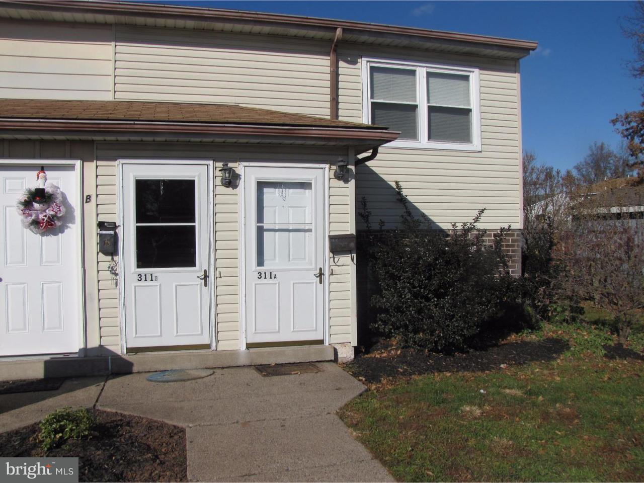 Single Family Home for Rent at 311 FORGE RD ##B East Greenville, Pennsylvania 18041 United States