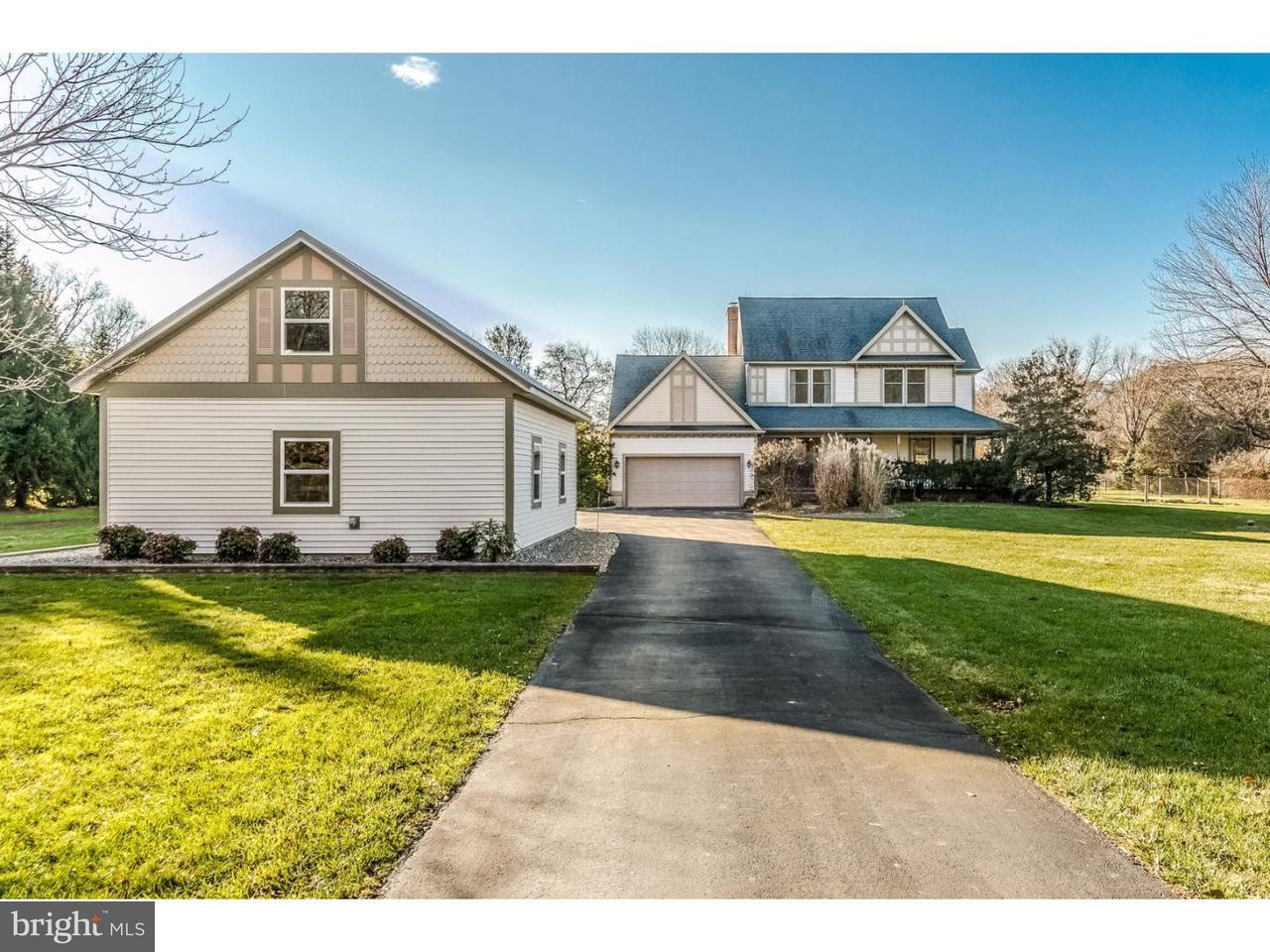 Частный односемейный дом для того Продажа на 54 RITTENHOUSE Road Stockton, Нью-Джерси 08559 Соединенные ШтатыВ/Около: Delaware Township