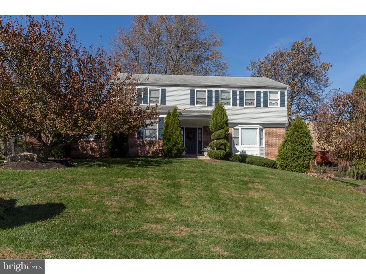Single Family Home for Sale at 100 ACADEMY Lane Broomall, Pennsylvania 19008 United States