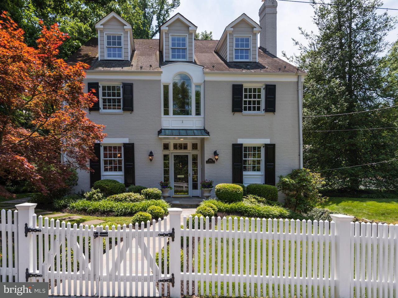 獨棟家庭住宅 為 出售 在 3140 ABERFOYLE PL NW 3140 ABERFOYLE PL NW Washington, 哥倫比亞特區 20015 美國