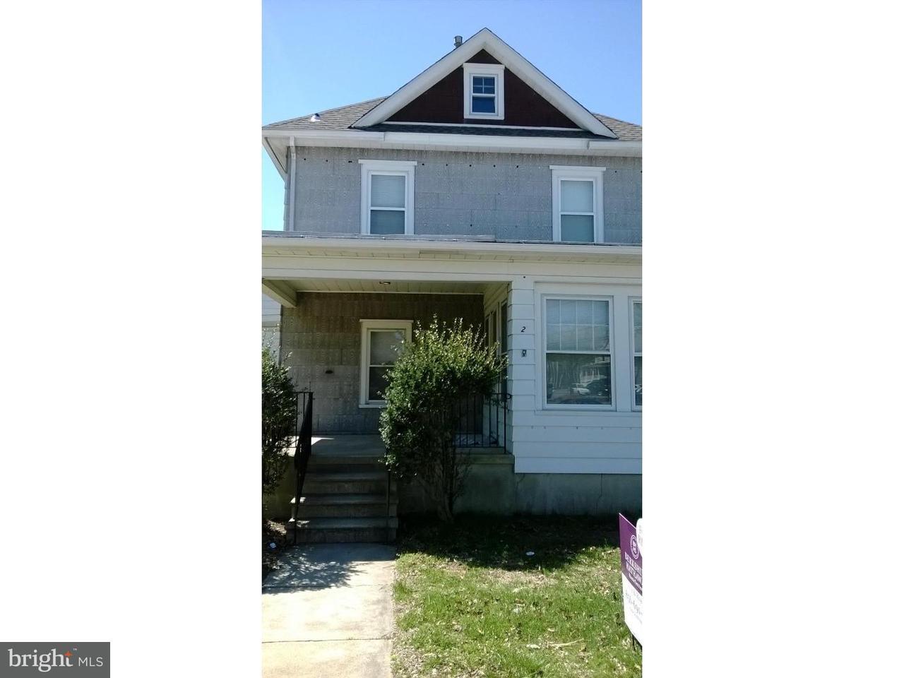 Частный односемейный дом для того Аренда на 2 SIMPSON Avenue Pitman, Нью-Джерси 08071 Соединенные Штаты