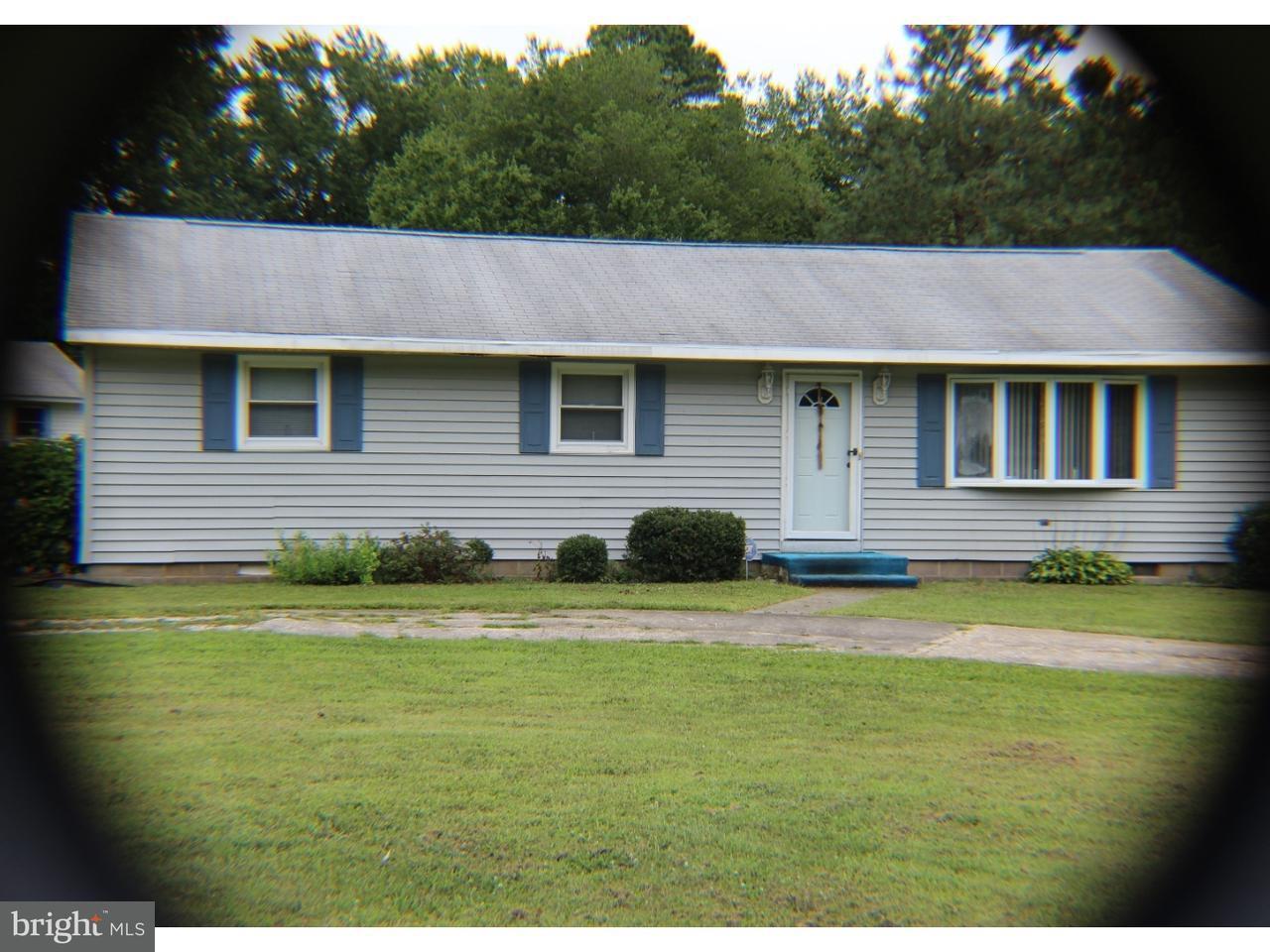 Casa Unifamiliar por un Venta en 34911 S BRANCHWOOD Place Frankford, Delaware 19945 Estados Unidos