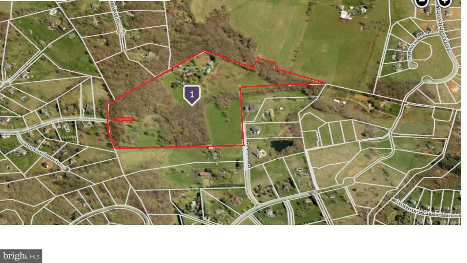 Land for Sale at 13550 Allnutt Lane 13550 Allnutt Lane Highland, Maryland 20777 United States
