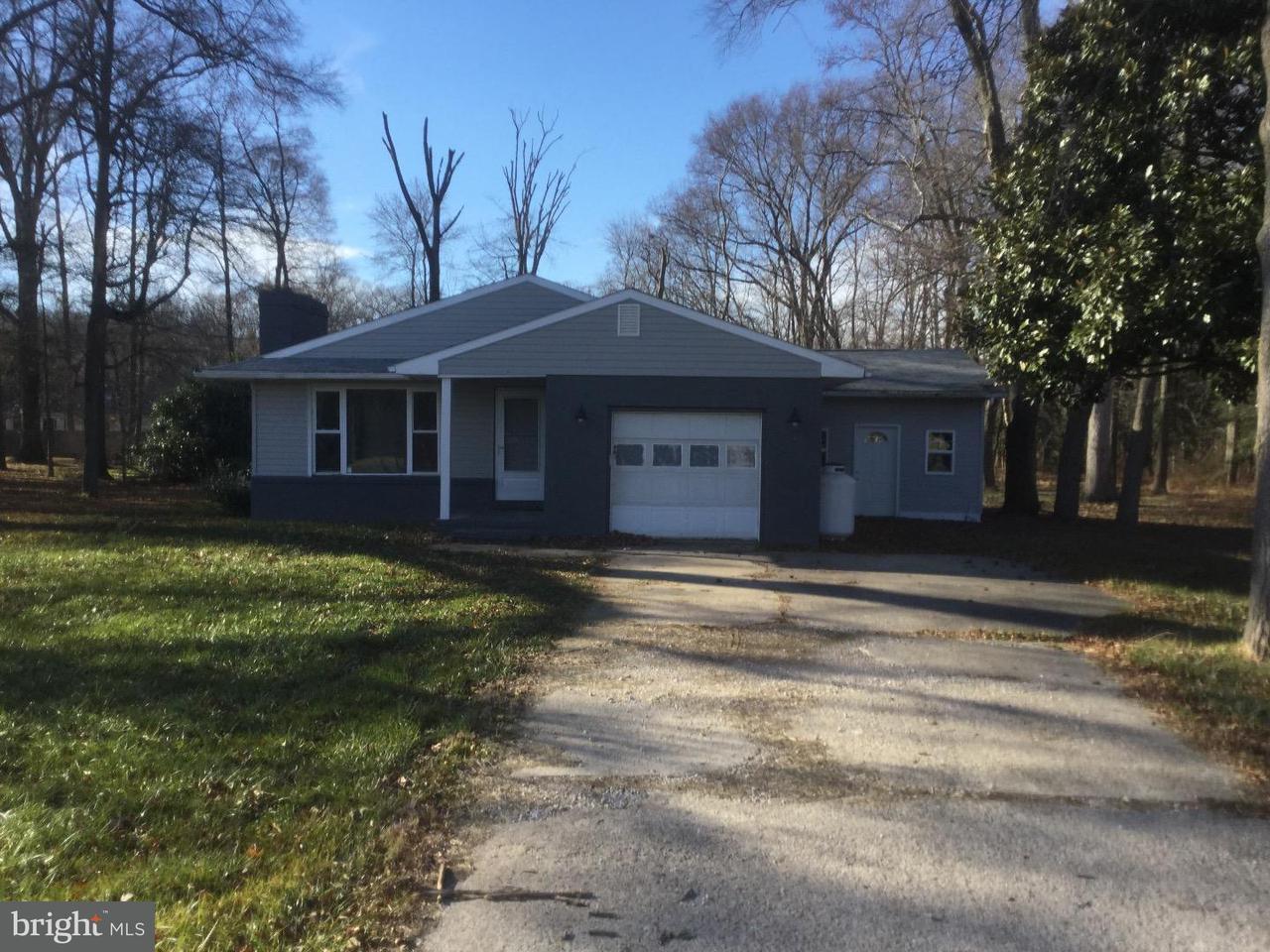 Частный односемейный дом для того Продажа на 4161 ARTHURSVILLE Road Hartly, Делавэр 19953 Соединенные Штаты