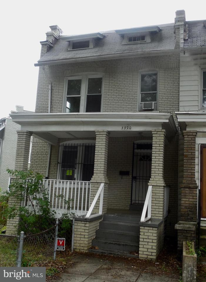 Single Family for Sale at 3920 3rd St NW Washington, District Of Columbia 20011 United States
