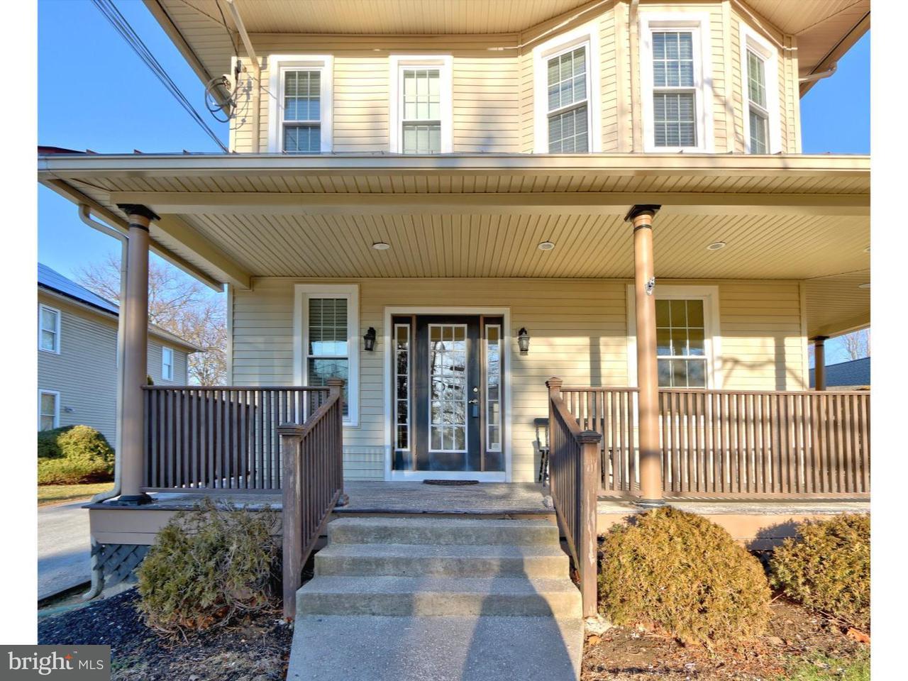 Частный односемейный дом для того Аренда на 209 WHITE HORSE PIKE Haddon Heights, Нью-Джерси 08035 Соединенные Штаты