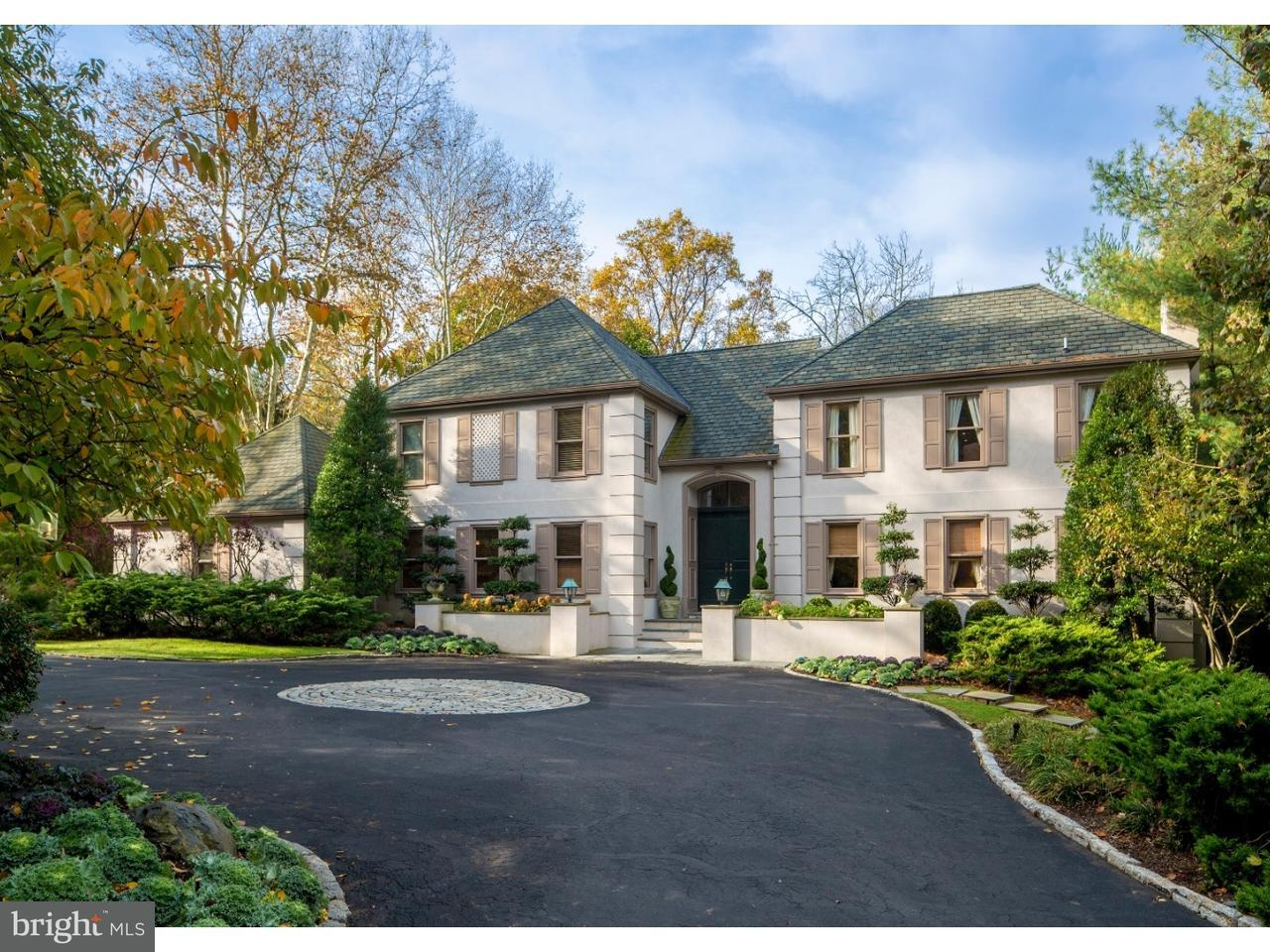 Single Family Home for Sale at 840 ROSCOMMON Road Bryn Mawr, Pennsylvania 19010 United States