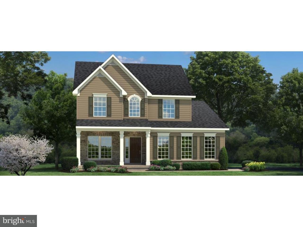 Частный односемейный дом для того Продажа на 2010 STARGAZERS Road Romansville, Пенсильвания 19320 Соединенные Штаты