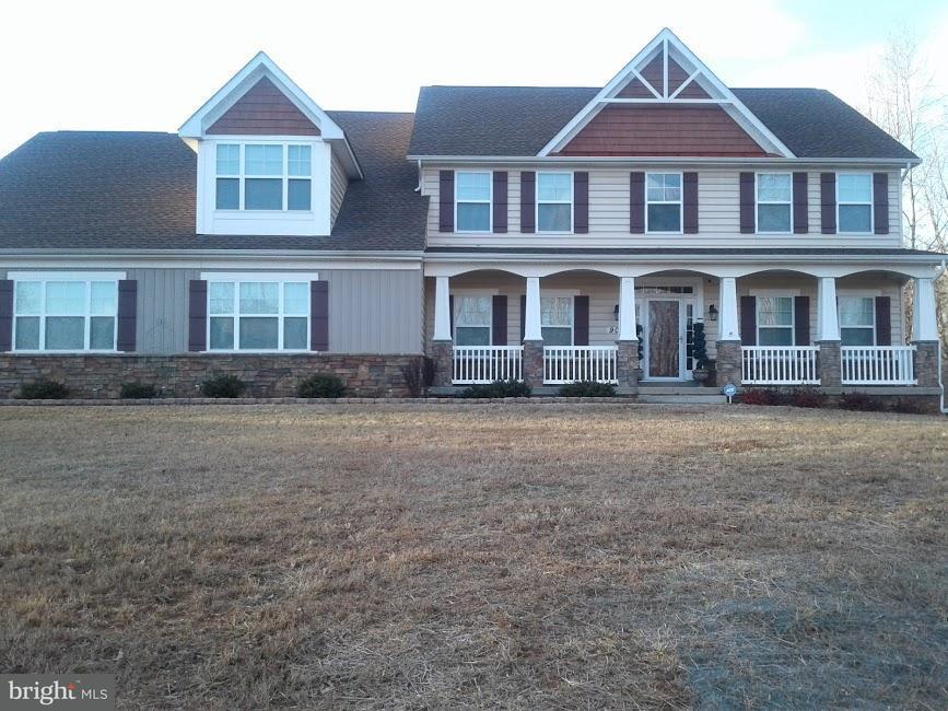 Casa Unifamiliar por un Venta en 90 EVANSTON Court 90 EVANSTON Court Stafford, Virginia 22556 Estados Unidos