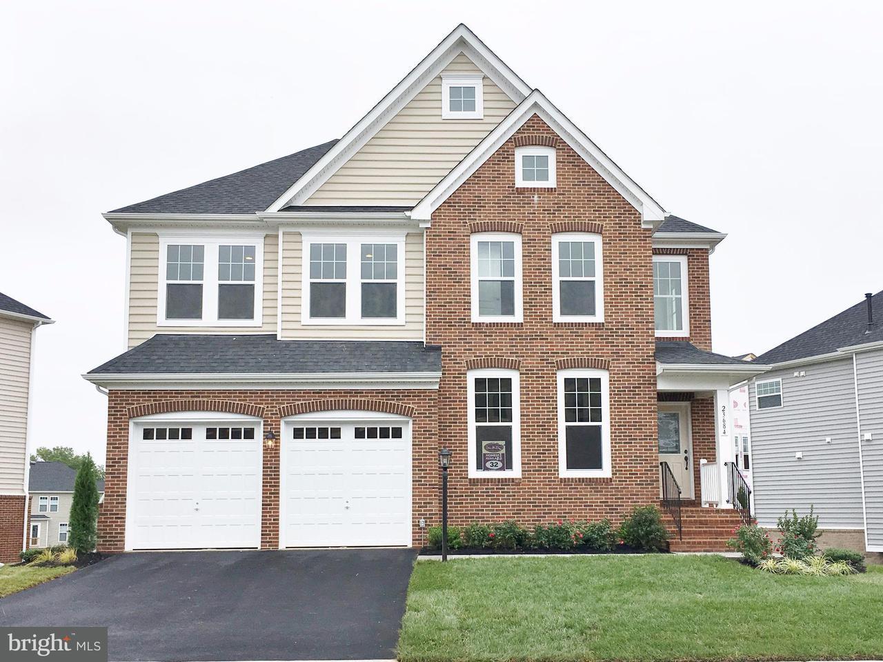 独户住宅 为 销售 在 23684 EVERMONT TRACE DR N 23684 EVERMONT TRACE DR N Brambleton, 弗吉尼亚州 20148 美国