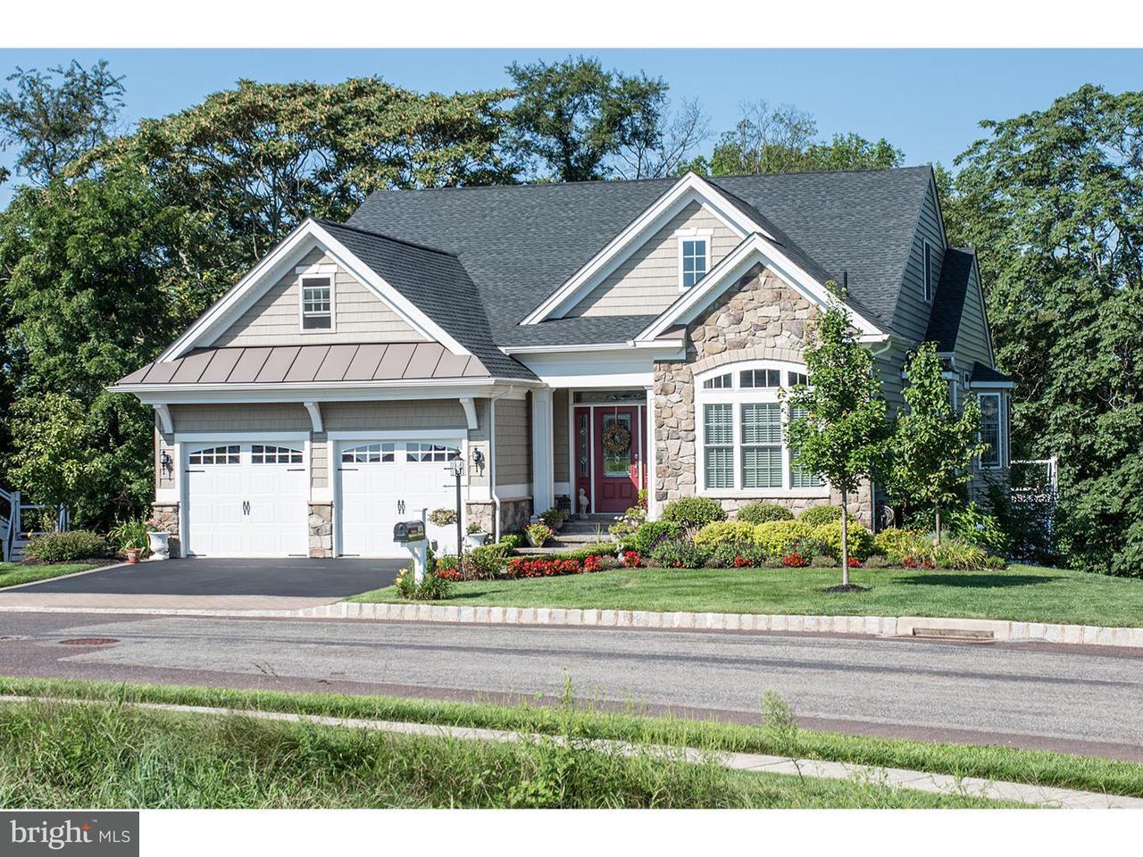 Maison unifamiliale pour l à louer à 4874 SPENCER Drive Schwenksville, Pennsylvanie 19473 États-Unis