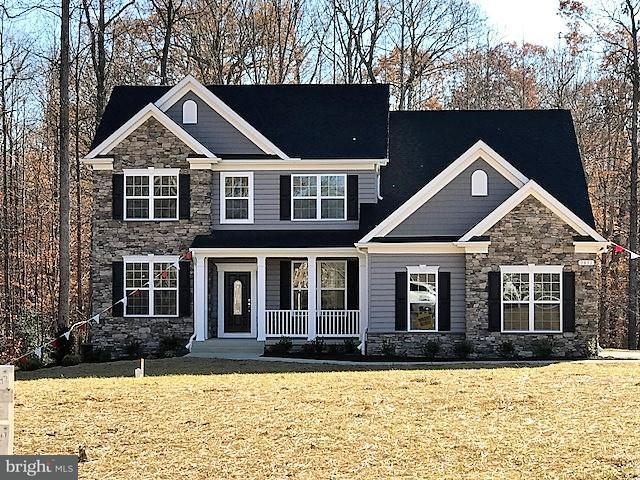 Single Family Home for Sale at 3851 DEFENSE Lane 3851 DEFENSE Lane Huntingtown, Maryland 20639 United States