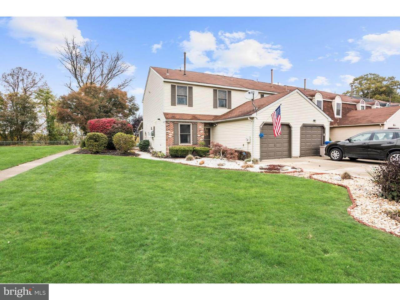 Townhouse for Sale at 49 RIVER BANK Drive Roebling, New Jersey 08554 United States