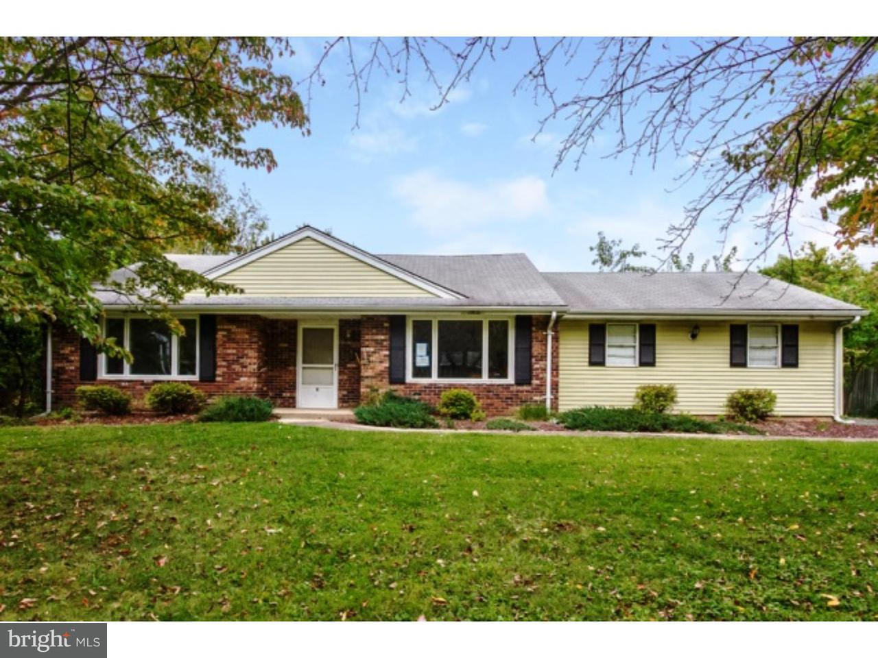 Single Family Home for Sale at 6 CHERRY BROOK Lane Hightstown, New Jersey 08520 United StatesMunicipality: East Windsor Township