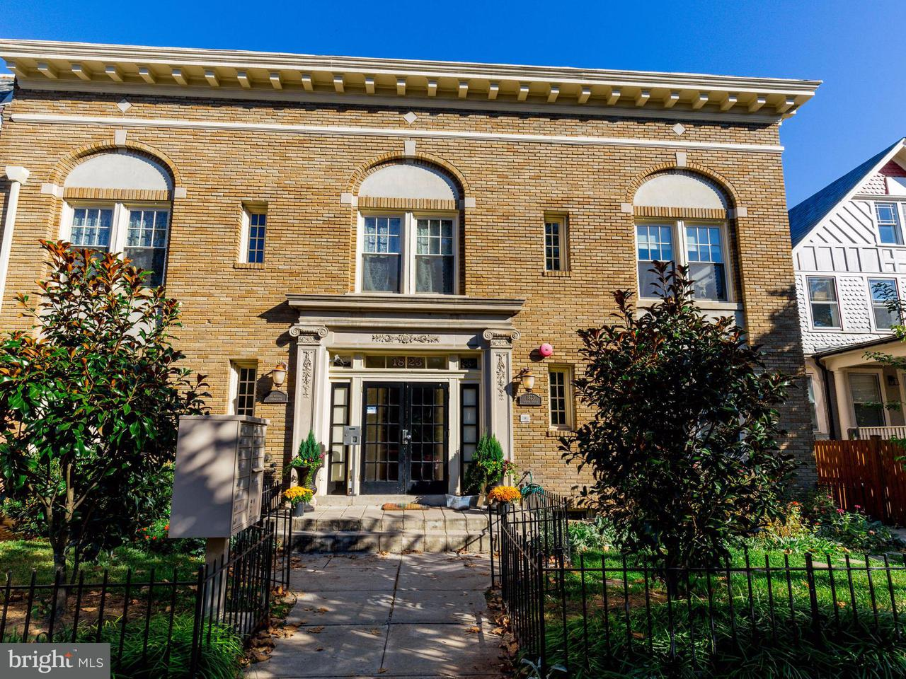 Townhouse for Sale at 1823 NEWTON ST NW #105 1823 NEWTON ST NW #105 Washington, District Of Columbia 20010 United States