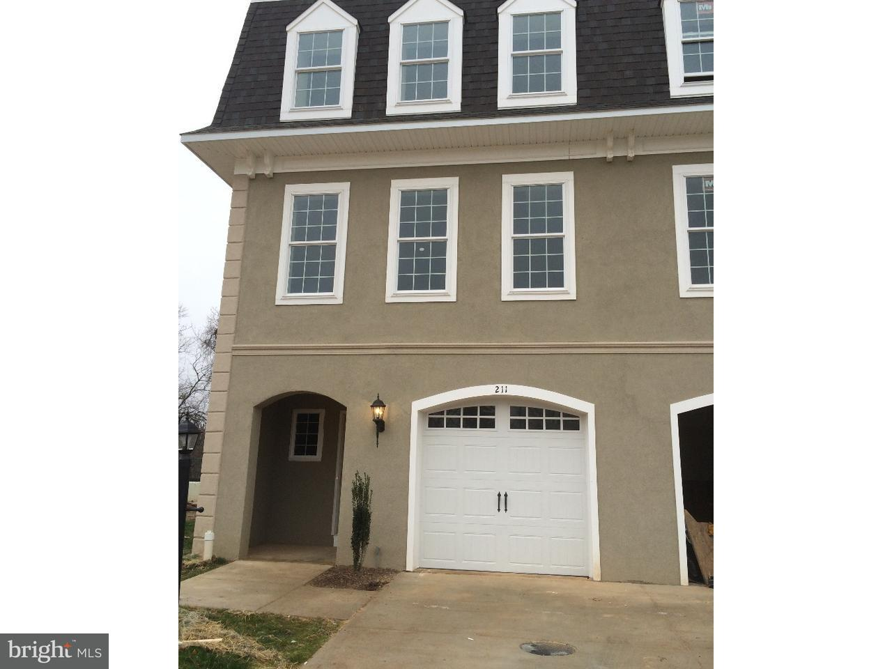 Townhouse for Rent at 205 CARMELLA Court King Of Prussia, Pennsylvania 19406 United States