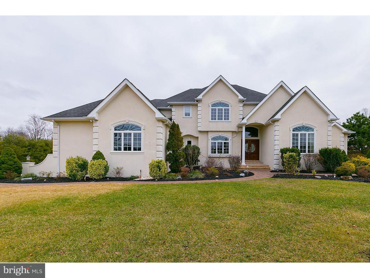 独户住宅 为 销售 在 501 HERITAGE Road Sewell, 新泽西州 08080 美国