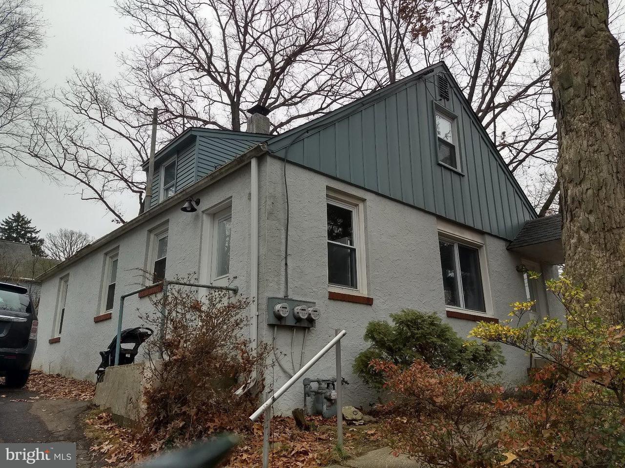 Частный односемейный дом для того Аренда на 1443 GROVANIA Avenue Abington, Пенсильвания 19001 Соединенные Штаты