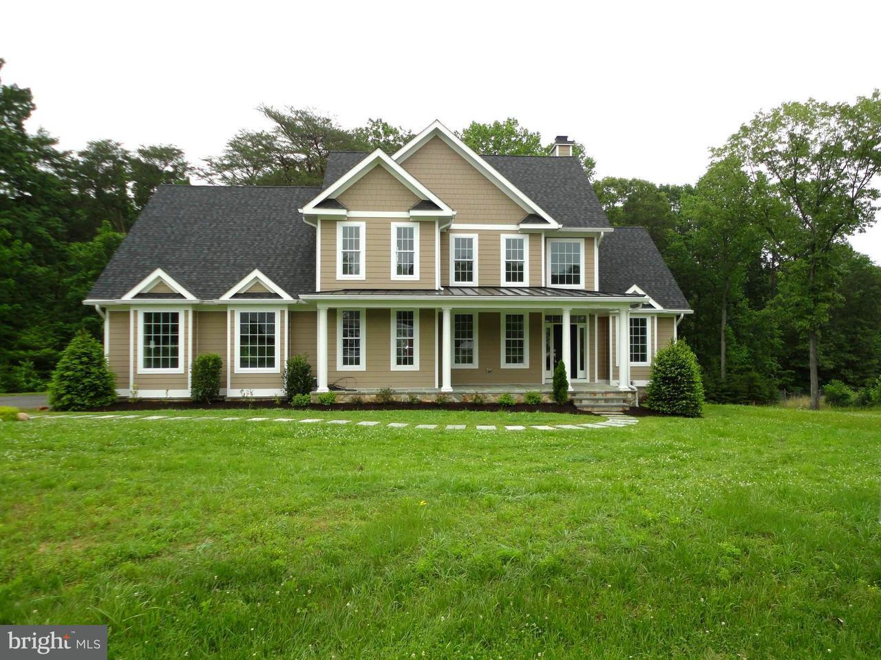 Casa Unifamiliar por un Venta en 1008 SAINT ANNE Lane 1008 SAINT ANNE Lane Millersville, Maryland 21108 Estados Unidos