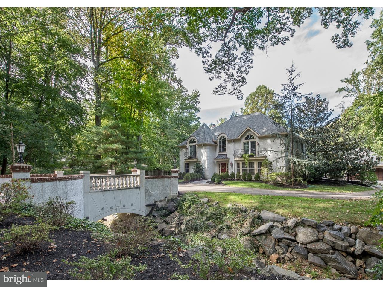 Single Family Home for Sale at 431 ROSE Lane Haverford, Pennsylvania 19041 United States