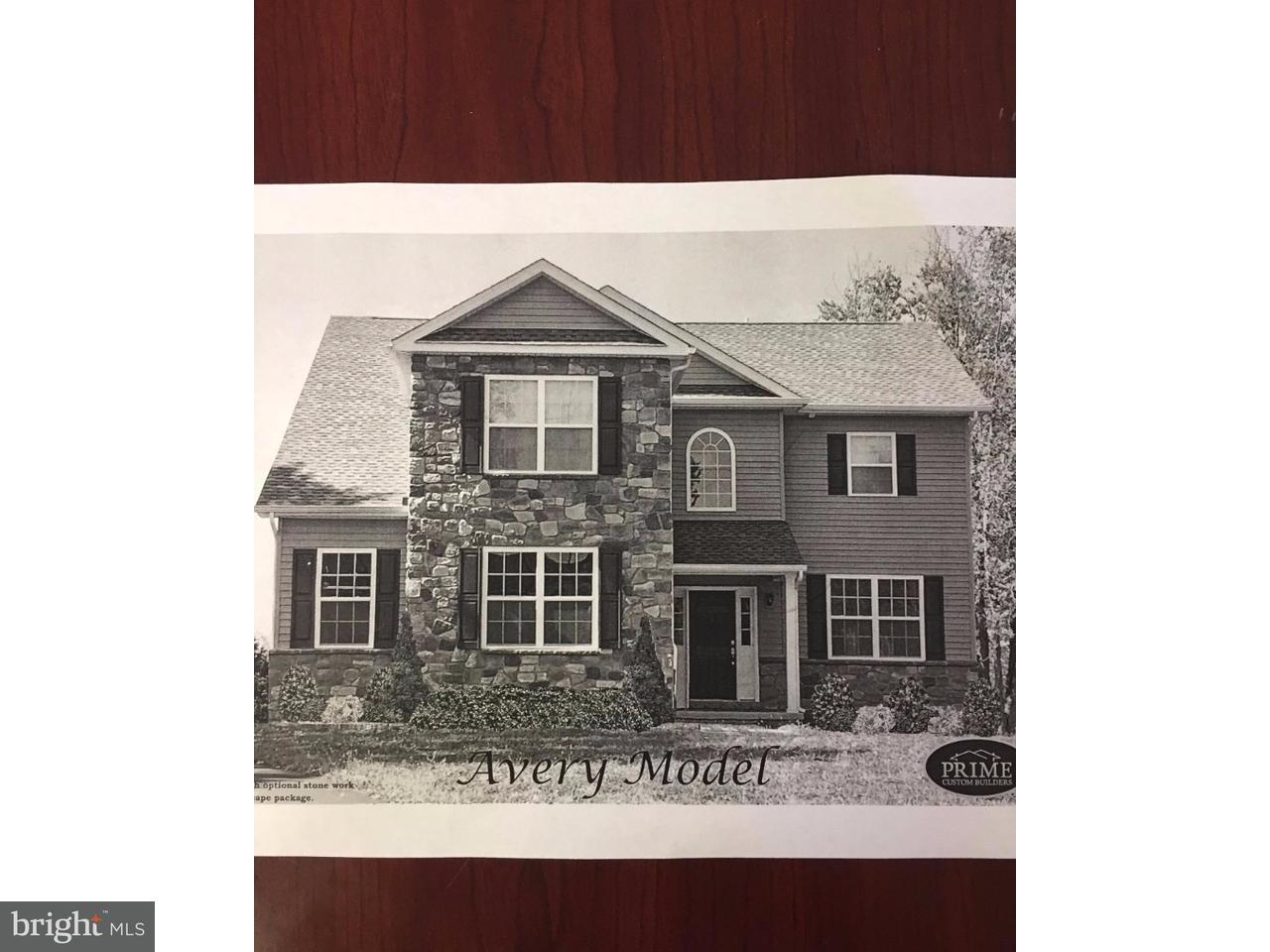 Частный односемейный дом для того Продажа на Lot 7 WILLIAM Road Kintnersville, Пенсильвания 18930 Соединенные Штаты