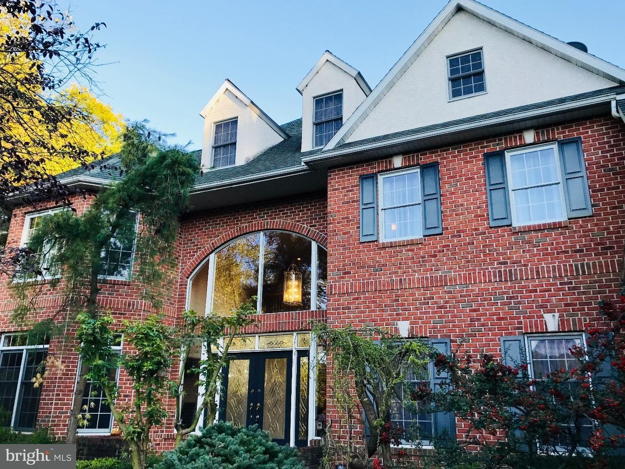 Частный односемейный дом для того Продажа на 1238 HUNTERS Road Mohnton, Пенсильвания 19540 Соединенные Штаты