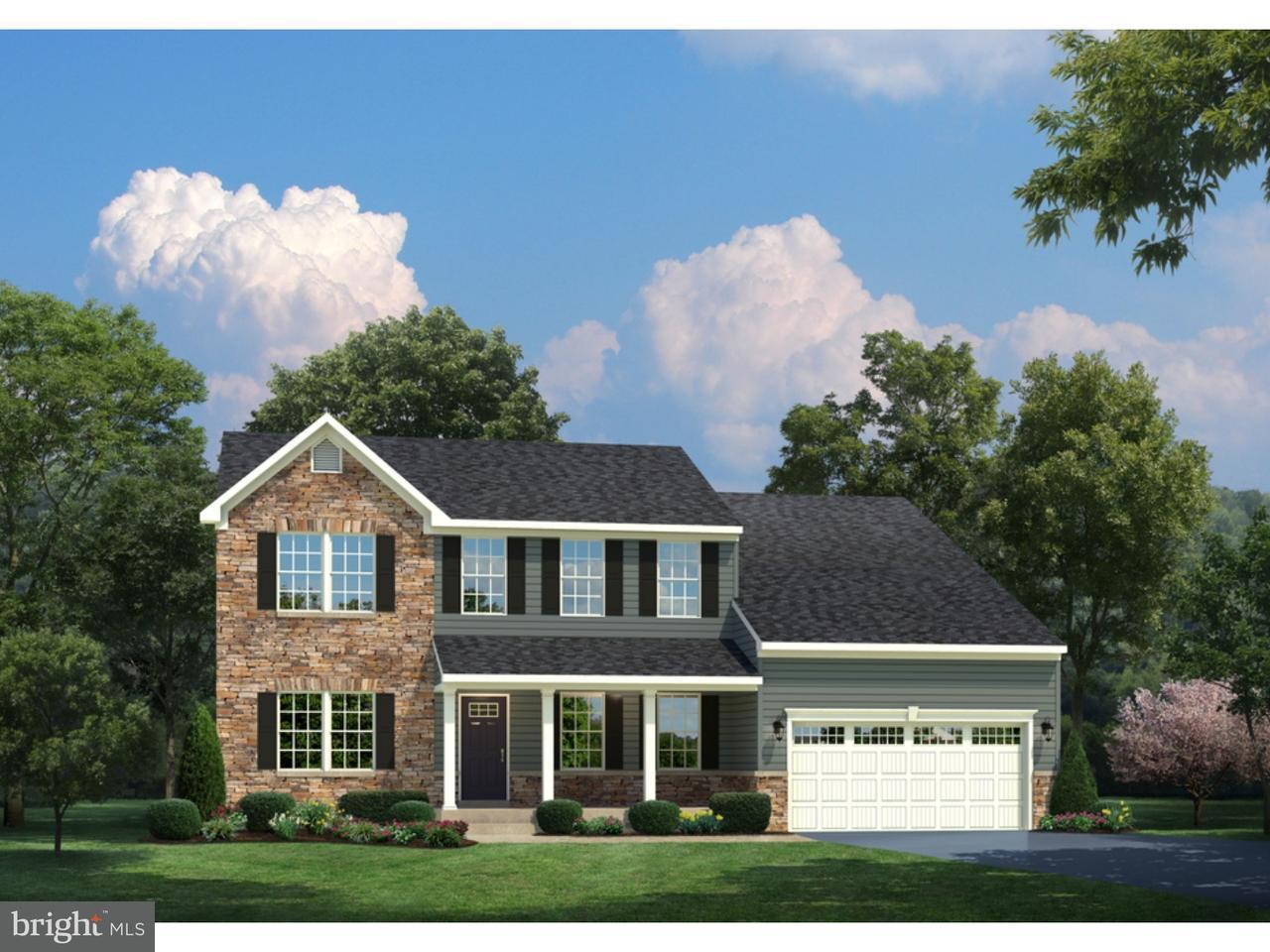 Частный односемейный дом для того Продажа на 1007 DOMINO Lane Warminster, Пенсильвания 18974 Соединенные Штаты