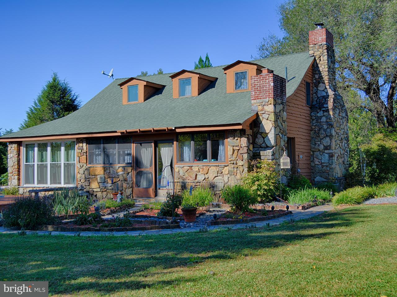 Single Family Home for Sale at 2854 SECRETARYS Road 2854 SECRETARYS Road Scottsville, Virginia 24590 United States