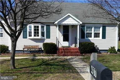Single Family for Sale at 407 Main St Goldsboro, Maryland 21636 United States