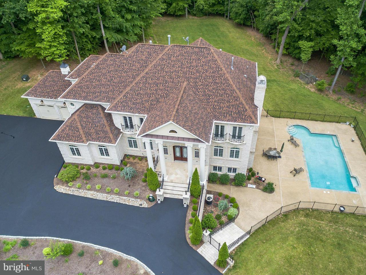 獨棟家庭住宅 為 出售 在 13200 SPRINGDALE ESTATES Road 13200 SPRINGDALE ESTATES Road Clifton, 弗吉尼亞州 20124 美國