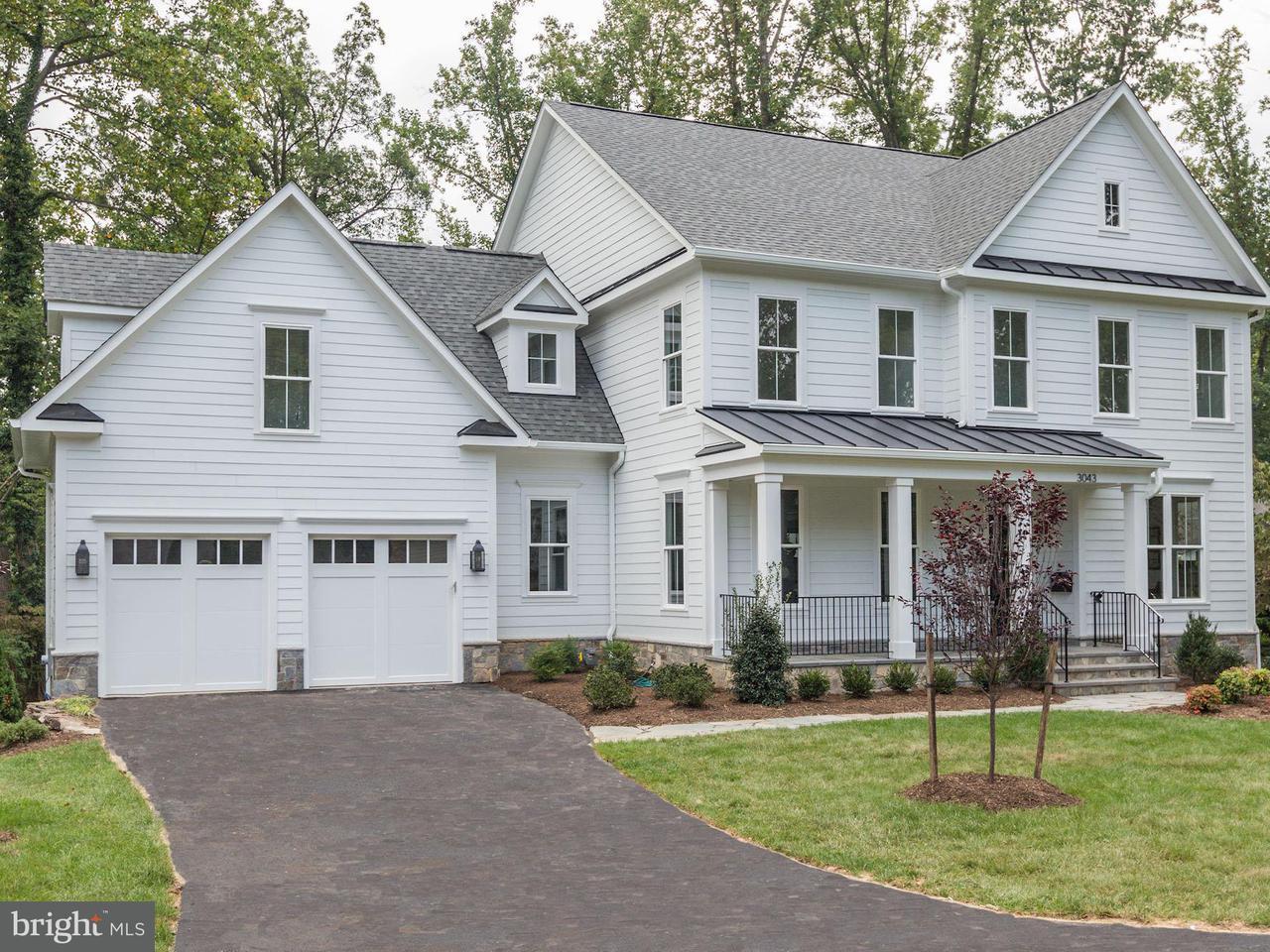 Single Family Home for Sale at 3043 HAZELTON Street 3043 HAZELTON Street Falls Church, Virginia 22044 United States