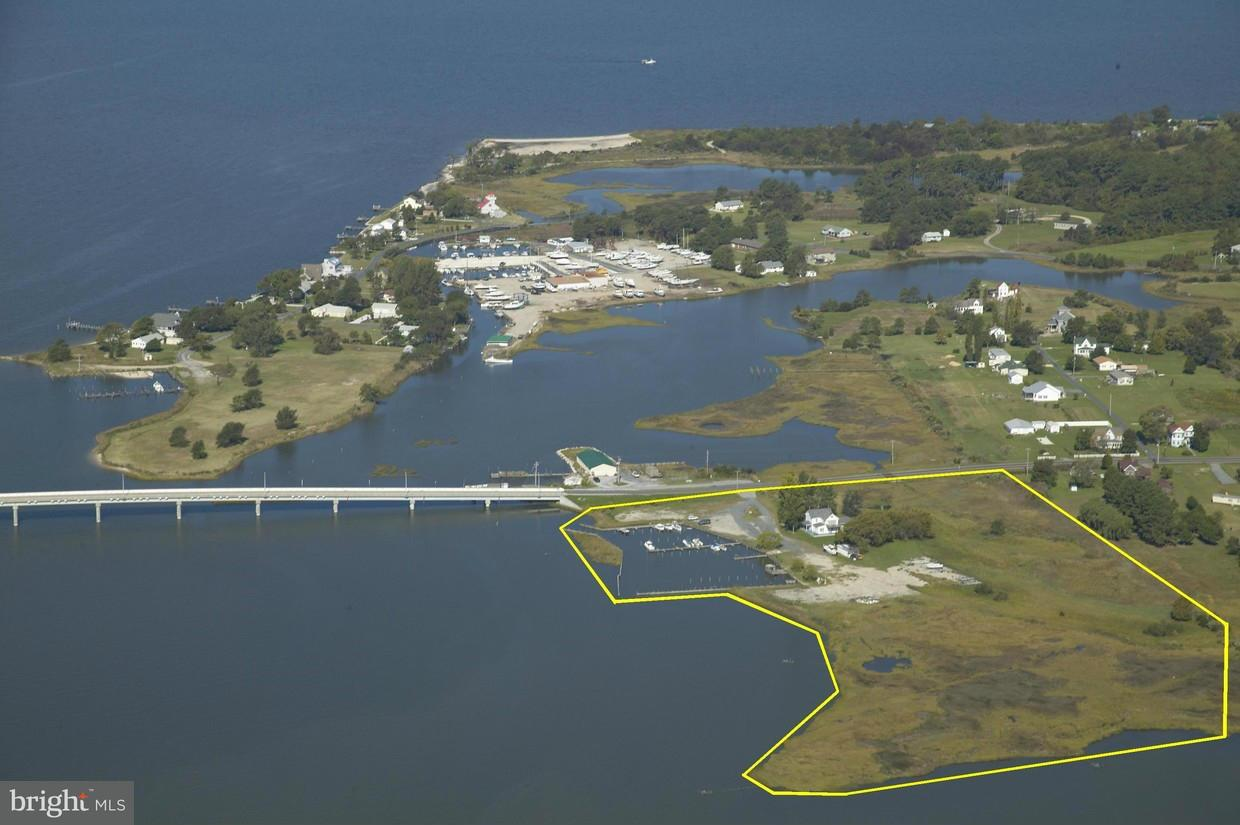 Commercial for Sale at 23407 DEAL ISLAND Road 23407 DEAL ISLAND Road Chance, Maryland 21821 United States
