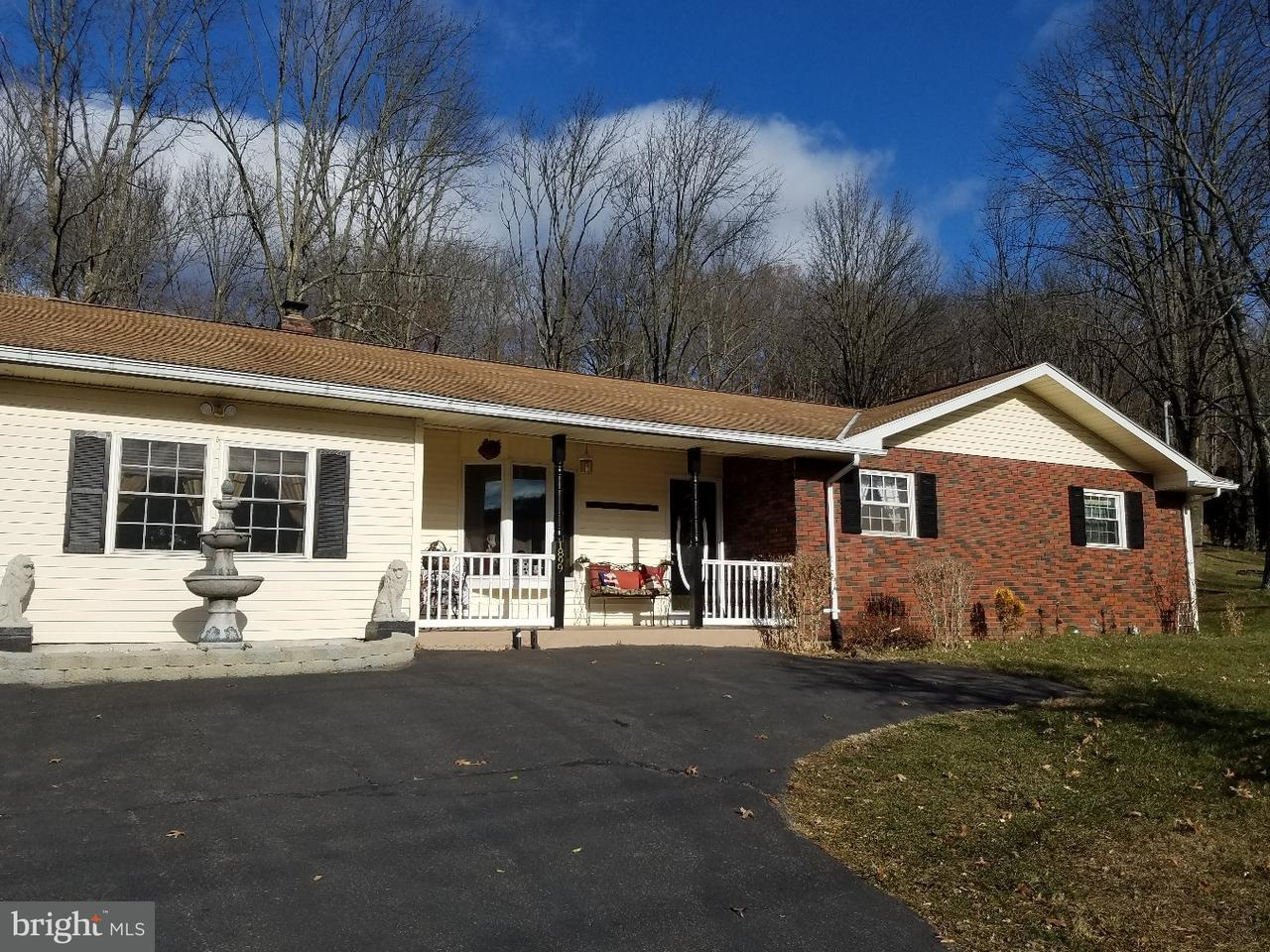 Single Family Home for Sale at 1899 LONG RUN Road Schuylkill Haven, Pennsylvania 17972 United States