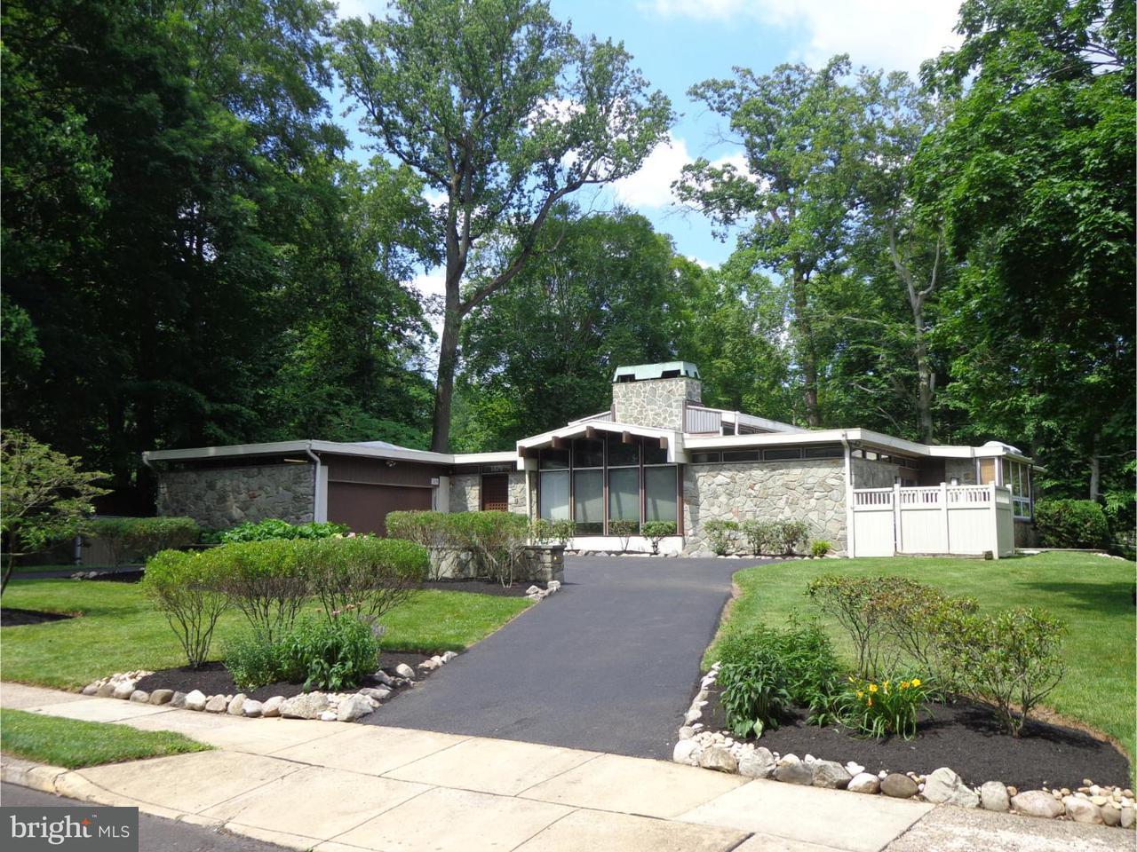 Частный односемейный дом для того Аренда на 1879 HEMLOCK Circle Abington, Пенсильвания 19001 Соединенные Штаты